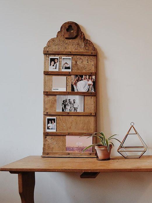 Antique-Hymn-Photo-Board